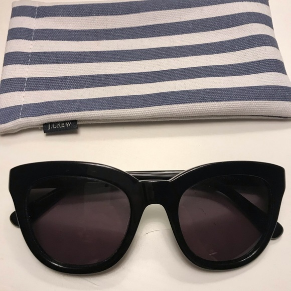 362da96d20 JCrew Cabana Sunglasses - black